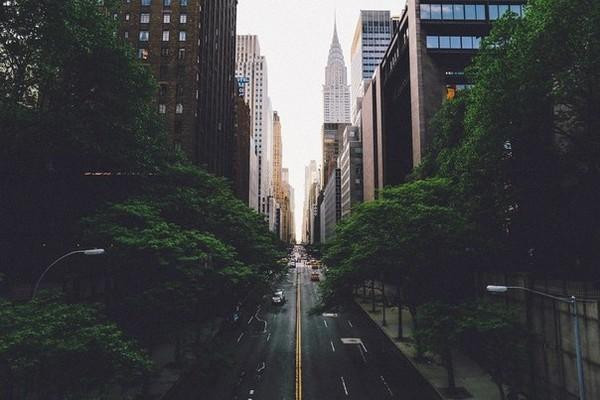 Музыка улиц NY